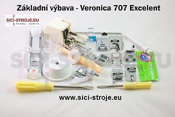 Šicí stroj VERONICA EXCELENT 707 - 2