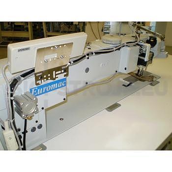 Průmyslový šicí stroj EUROMAC 1509/7-63 FA/ PFA - 2