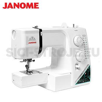 JANOME 60507 ZÁRUKA 5 let - 2