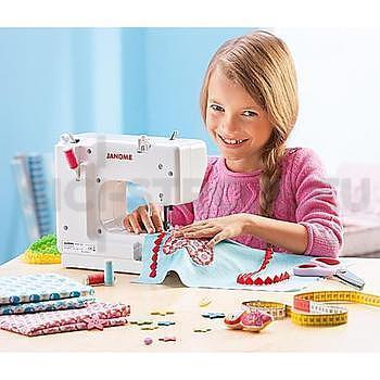 JANOME SEW MINI DX2 šicí stroj pro děti - 2