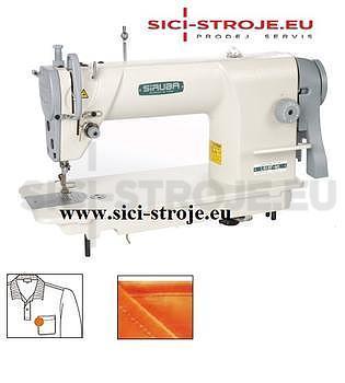 SIRUBA L818F-L1 1-jehlový šicí stroj na lehké materiály (kpl) - 2