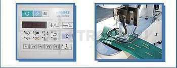 Juki LK-1900AHS/MC596NSS elektronický závorovací šicí str - 2