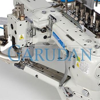 ŠICÍ STROJ GARUDAN NTD67-03BH6/ TT-S36/ CV016 (KOMPLET) - 2