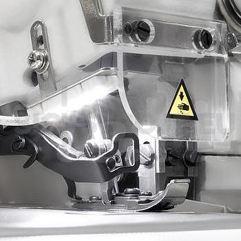 Šicí stroj overlock TEXI QUATTRO 24 T PREMIUM EX - 2