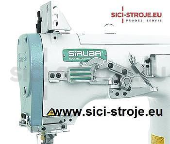 Šicí stroj Coverlock SIRUBA F007J-U122-232/FP šicí stroj na šití sámků ( kpl ) - 3