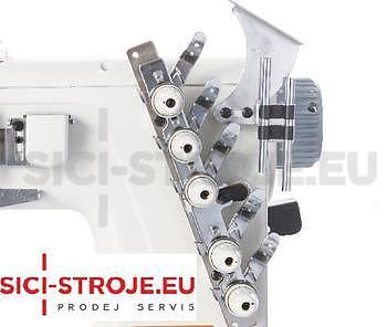 Šicí stroj Coverlock SIRUBA F007K-W222-248/FQ spodem vrchem krycí paspulovací ( kpl ) - 3