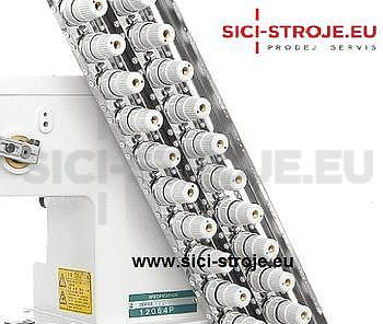 Šicí stroj SIRUBA VC008-12064P 12-jehlový šicí stroj, řetízkový steh ( kpl ) - 3