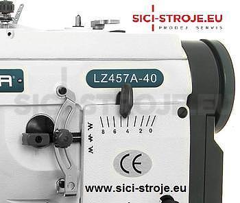 Šicí stroj Cik-Cak SIRUBA LZ457A-21 cik-cak 5mm ( kpl ) - 3
