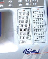 Šicí stroj VERONICA EXCELENT 707 - 3