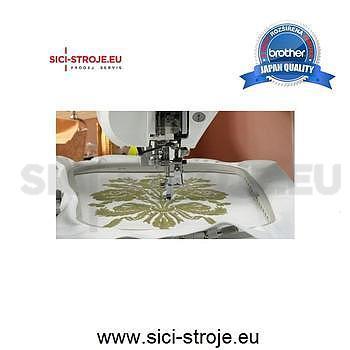 Šicí a vyšívací stroj BROTHER NV 5000 Model Laura Ashley+DÁREK - 3