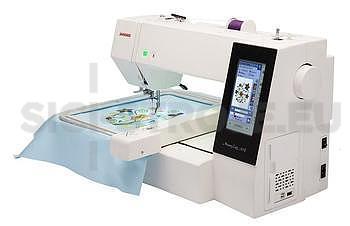 Elektronický vyšívací stroj MC 500 E - 3