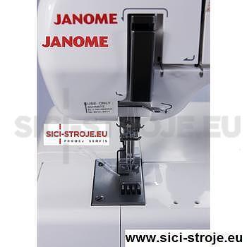 Šicí stroj Coverlock JANOME 1000CPX - PROFI - 3