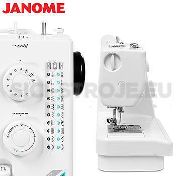 JANOME 60507 ZÁRUKA 5 let - 3