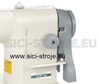 Šicí stroj SIRUBA L918-M1 1-jehlový stroj na střední materiály ( kpl )- Nedodává se - 3