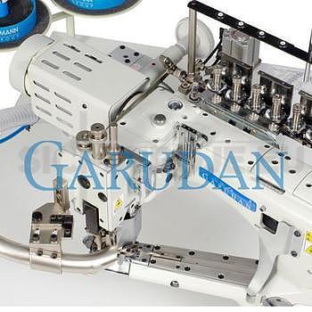 ŠICÍ STROJ GARUDAN NTD67-03BH6/ TT-S36/ CV016 (KOMPLET) - 3