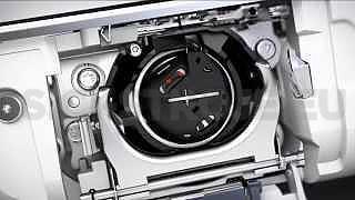 Šicí stroj Bernina 790+vyšívací agregát+DÁREK - 3