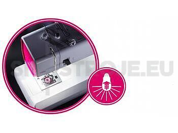 Šicí stroj Pfaff Smarter 160 s - 3