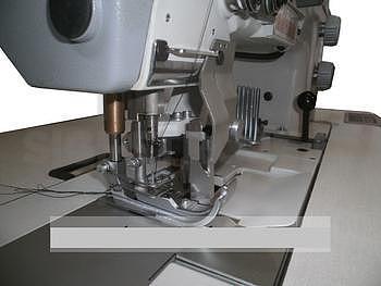Šicí stroj SIRUBA UF918-X2-12P šicí stroj s 3 x podáváním a ořezem ( kpl ) - 3