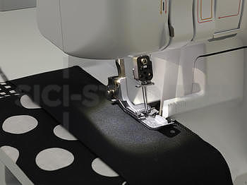 OVERLOCK 2104D BROTHER - 4