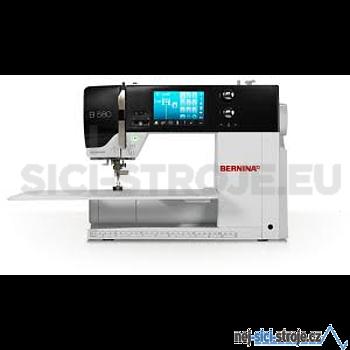 Šicí a vyšívací stroj BERNINA 580  + záruka 3 roky+vyšívací agregát+DÁREK - 4