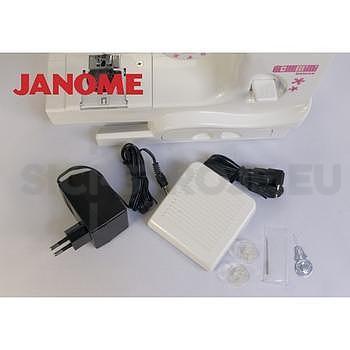 JANOME SEW MINI DX2 šicí stroj pro děti - 4