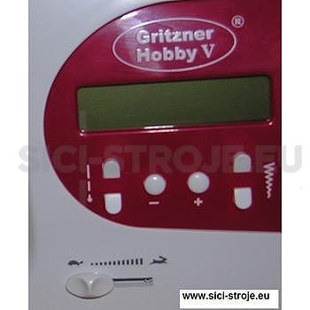 GRITZNER HOBBY V šicí stroj - 4