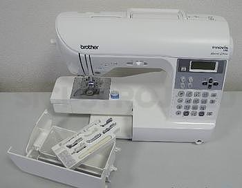 Šicí stroj BROTHER NV 350 SE - 4