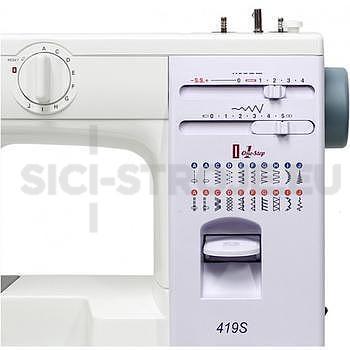 Šicí stroj JANOME 419S - 4
