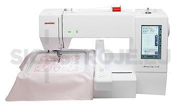 JANOME MC400E - 4