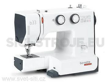 Šicí stroj BERNETTE b33 - 5