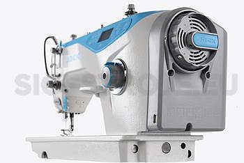 Jack A4 1-jehlový šicí stroj s odstřihem, střední materiály - 5