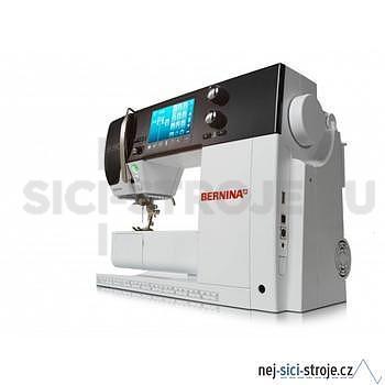 Šicí a vyšívací stroj BERNINA 580  + záruka 3 roky+vyšívací agregát+DÁREK - 6