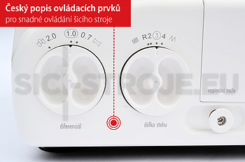 Overlock VERONICA PROFILOCK 800 - 6