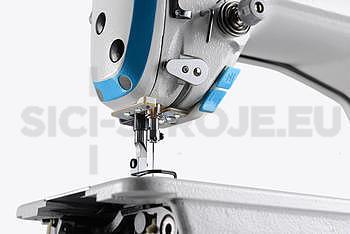 Jack A4 1-jehlový šicí stroj s odstřihem, střední materiály - 6