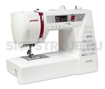 JANOME DC5060 - 7