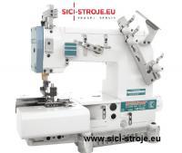 Šicí stroj SIRUBA HF008-02064P/FBQ/C šicí stroj na kalhotová poutka ( kpl )