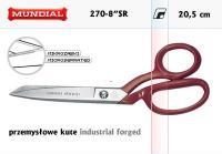 Nůžky krejčovské, pro textil, papír atd