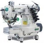 Šicí stroj coverlock Zoje ZJC2500-156M-BD-D3 SET