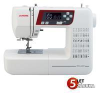 JANOME 603 DXL (2160) - ZÁRUKA 5 let