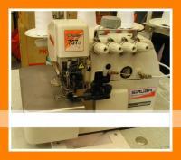 Šicí stroj overlock SIRUBA 747DFT-514M2-24 4-nitný overlock, horní podávání ( kpl )