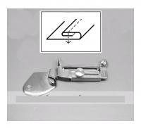 """Zakladač - obrubář A11 6,4mm (1/4"""")"""