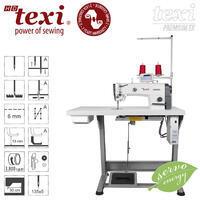 Šicí stroj TEXI HD FORTE MATIC DRY NF PREMIUM EX+DOPRAVA ZDARMA