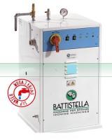 BATTISTELLA SATURNO MAX L24/18kW-Parní vyvíječ Battistella Saturno MAX 24 litrů