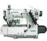 Šicí stroj coverlock Zoje ZJ2500A-156M-BD-D3 SET