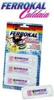 Ferrokal-Speciální přípravek pro odstranění vodního kamene a nánosů pro parní žehličky, malé kotlíky a bojlery, BOSCH, TEFAL, ROWENTA, TEXI, AE