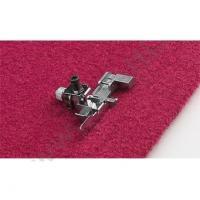 Patka pro slepý steh a našívání krajky - coverlocky Pfaff