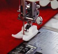 Patka teflonová pro špatně klouzající materiály